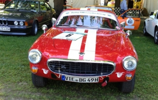Partnerschaft Classic Days Schloss Dyck 2015
